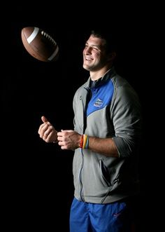 """""""Following the crowd is not a winning approach to life. In the end it's a loser's game, because we never become who God created us to be by trying to be like everyone else"""" - Tim Tebow."""