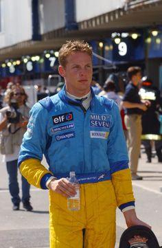 Jenson Button 2002