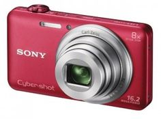 Sony DSC-WX80/R 16 MP Digital Camera with 2.7-Inch LCD (Red) | My Canon Digital Camera