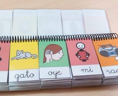 Libro_morfosintaxis_pictogramas_ARASAAC_4 Preschool Calendar, Autism Education, Autistic Children, Reggio Emilia, Interactive Notebooks, Speech Therapy, Learning Activities, Spanish, Classroom