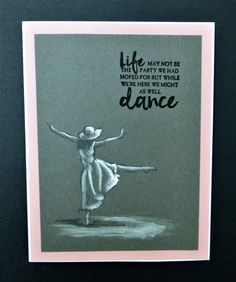 *IC580 Dance by hobbydujour - Cards and Paper Crafts at Splitcoaststampers