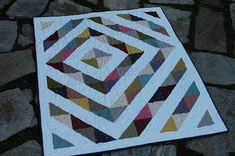 Quilting is more fun than Housework...: Quick and Easy