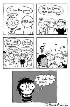 Sarah's Scribbles :: Person | Tapastic Comics - image 1