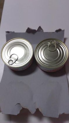 Paquete de latas, ¿qué fracción representa cada lata?