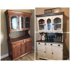 Diy Furniture Renovation, Diy Furniture Projects, Refurbished Furniture, Repurposed Furniture, Furniture Making, Furniture Makeover, Home Furniture, Coffee Bar Home, Painting Furniture