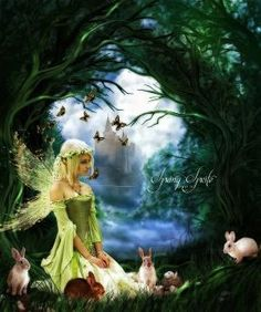 Fairy by margie