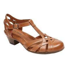 03cc98bdaf674 Women s Rockport Cobb Hill Aubrey T Strap Sandal Sandals