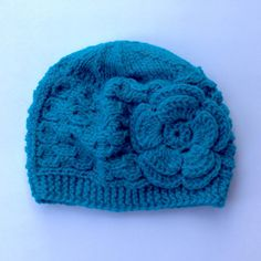 Standout Hand-knit Hat