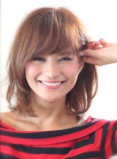 耳かけ好感セミディ☆ 【radice】 http://beautynavi.woman.excite.co.jp/salon/27571?pint ≪ #mediumhair #mediumstyle #mediumhairstyle #hairstyle・ミディアム・ヘアスタイル・髪形・髪型≫