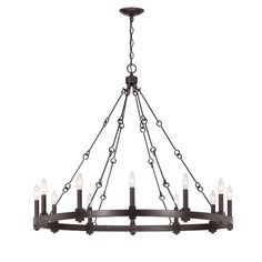 Found it at Joss & Main - Mandana 12-Light Chandelier