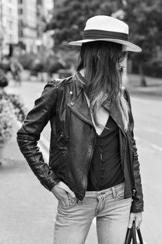 Moto jackets. Always.