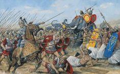 Alejandro Magno y la conquista de la India