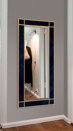 WOODMIRROR - BLACK MAMBA VI SKU Kodu : WM-006 BARKOD : 8682134503057 #decorativewallmirror Wood Mirror, Black Mamba, Oversized Mirror, Furniture, Home Decor, Decoration Home, Room Decor, Home Furnishings, Home Interior Design
