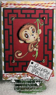 Chinese New Year Child's Card