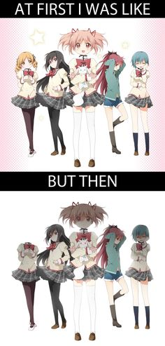 Puella Magi Madoka magica. Before: this show is gonna be awesome, I love anime. After: *cry for a week straight*