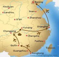 cht-75 tour map
