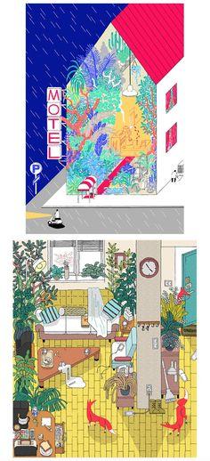 [과자전 X 유어마나] 과자를 주제로한 컴필레이션 만화책! :: 텀블벅