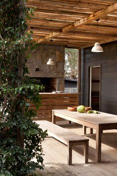 desire to inspire - desiretoinspire.net - This is simple building within a short walk of the sea but in its simplicity, its pared back state is the essence of casual days, a slower time and pace. Life is a beach after all and the design team at Martín Gómez Arquitectos Punta del Este, Uruguay