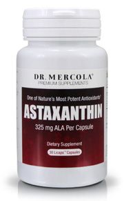 Astaxanthin is an antioxidant supplement that helps fight the signs of aging and support joint and skeletal health, among other astaxanthin benefits.* http://products.mercola.com/astaxanthin/