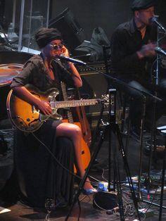 Melody Gardot. San Francisco 2012