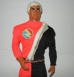 1976 Mattel Pulsar The Ultimate Man of Adventure by RetroPickins, $34.95