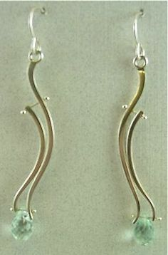 Earrings Try With Tines