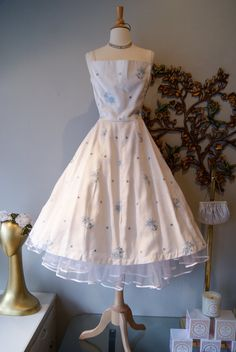 Vintage 1950's Jerry Gilden Courthouse Wedding by xtabayvintage, $298.00