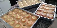 Mi amiga tiene una panadería y me enseñó la receta de OJOS DE SUEGRA DELICIOSA que es el mayor éxito de ventas! ¡Todo el mundo ama, y también amé el sabor y la facilidad de hacer! | Receitas Soberanas