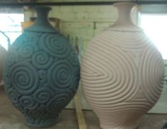 clay coil pot designs - Google Search: