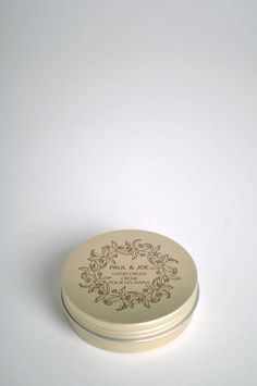 Hand Cream Tin by PAUL & JOE