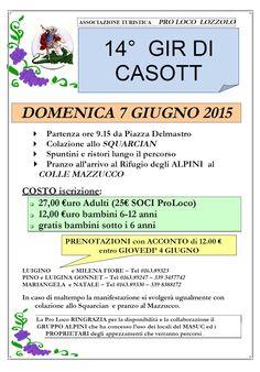 14° GIR DI CASOTT