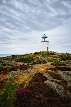 Lighthouse - Nordkoster, Sweden