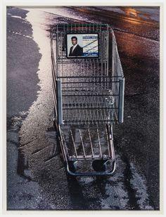 Tim Davis, Sykes Shopping Cart, 2000, Artadia Benefit Auction 2017