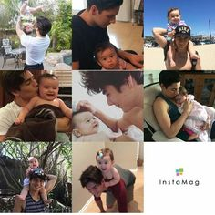 My heart is melting i feel like it was just yesterday when Brooklyn was a baby. Boy Band Abc, Boy Bands, Chance Perez, Life Band, Father Knows Best, Dream Boyfriend, Reality Tv Shows, Family Goals, Handsome Boys