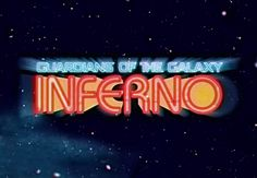 """Marvel Studios' Releases Hilarious """"Guardians' Inferno"""" Music Video"""