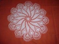 Como Crear Un Tapete A Crochet En Español - YouTube