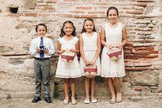 Photography: Megan Robinson - www.megan- robinson.com/ Event Planning: Saguzo Eventos - www.saguzoeventos.com/ Ceremony Venue: Convento De Las Capuchinas - viajeaguatemala.com/especiales/antiguaguatemala/iglesiayconventocapuchinas.htm   Read More on SMP: http://www.stylemepretty.com/destination-weddings/2015/01/16/romantic-wedding-at-the-land-of-eternal-spring/