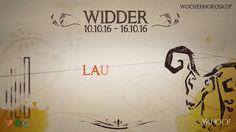 Wochenhoroskop: Widder (KW 41 - 2016) - So stehen deine Sterne Kinder Wochen vom 10. - 16.10.2016 #Horoskop #Widder #Liebe #Gesundheit #Job