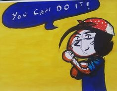 You can do it! por Bealuc Snow White, Disney Characters, Fictional Characters, Disney Princess, Instagram Posts, Artists, Sleeping Beauty, Fantasy Characters, Disney Princesses