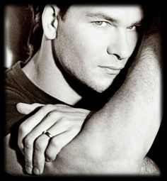 Patrick Swayze oh how totally sexy he was and always will be!