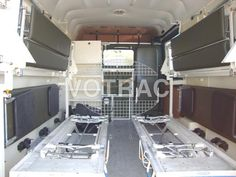 33 best the very cool mercedes 609d images on pinterest camper the original inside of the mercedes 609d ka ambulances fandeluxe Image collections