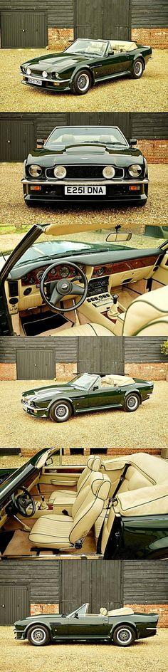 Aston Martin DB convertible.