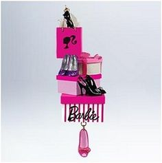 2011 Spotlight on Shoes Barbie Hallmark Ornament | Hallmark Keepsake Ornaments at Hooked on Hallmark Ornaments