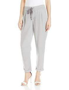 Splendid Women's Laguna Tencel Pant, Vintage Dove Grey, X-Large- #fashion #Apparel find more at lowpricebooks.co - #fashion