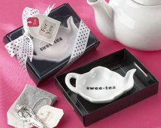 tea stuff...