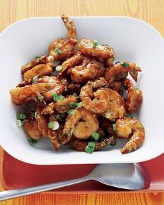Sesame Orange Shrimp Recipe