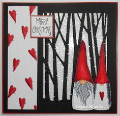 Tea, Cake and Crafting: Gnomey Christmas!