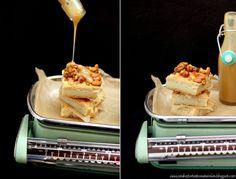 Sandra´s Tortenträumereien: Puddingkuchen mit Karamellnüssen - etwas für die Seele!!!