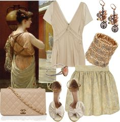 """""""Francis Davis Millet:"""" by ana-cris on Polyvore"""