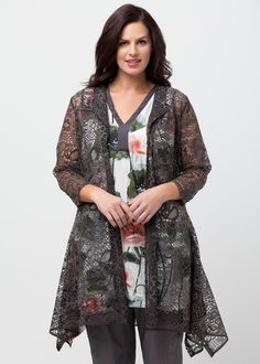 Big Sizes Womens Clothing | Clothes for Larger Size Women - WOODLAND CARDY - TS14